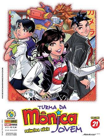 Turma Da Mônica Jovem: Primeira Série Vol. 21