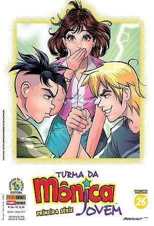 Turma Da Mônica Jovem: Primeira Série Vol. 26
