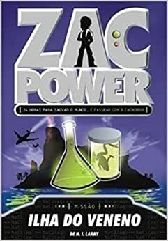 Zac Power - Vol 1 - Ilha Do Veneno