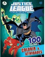 Colorir & Atividades (100 Pg): Batman
