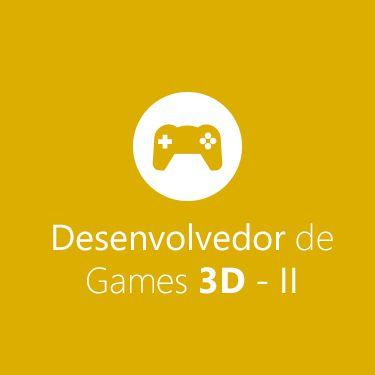 Desenvolvedor de Games 3D - Módulo 2