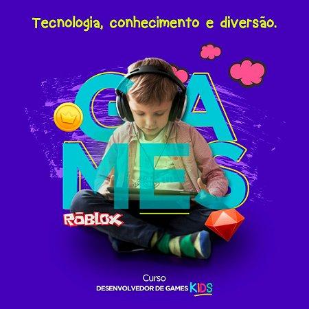 Desenvolvedor de Games Kids
