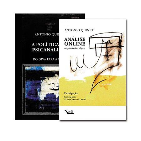 Combo Análise Online + A Política do Psicanalista