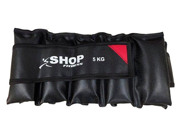 Tornozeleira 5Kg Par Shop Fitness