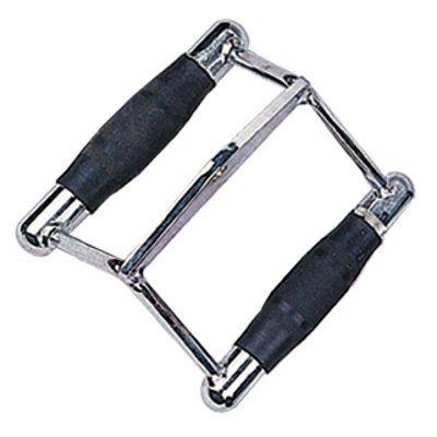 Puxador Triang Giratório Cromado Emborrachado Up Lift