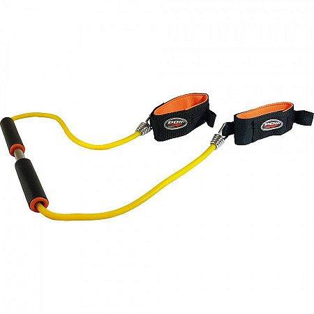 Extensor Elastic AB Amarelo Polimet