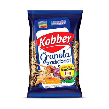GRANOLA TRADICIONAL 1KG KOBBER