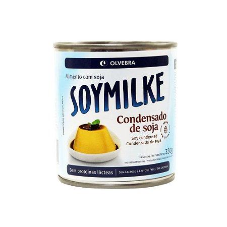 LEITE CONDENSADO DE SOJA 330G OLVEBRA