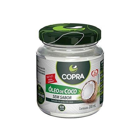 OLEO COCO S SABOR 200ML COPRA