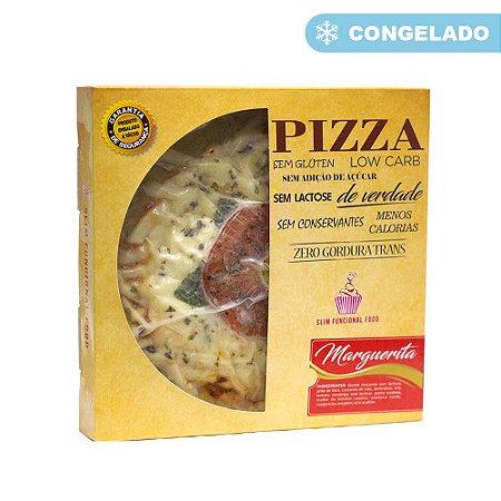 PIZZA MARGUERITA LOW CARB 250G SLIM FUNCIONAL