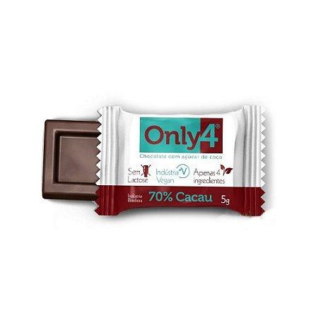 CHOCOLATE PURO 70% 5G ONLY4