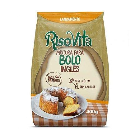 MISTURA BOLO INGLES 400G RISOVITA