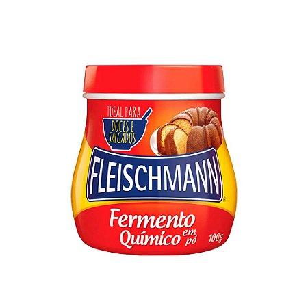 FERMENTO QUÍMICO 100G FLEISCHMANN