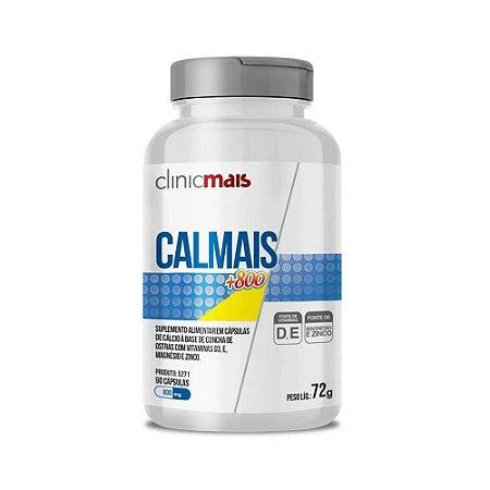 CALMAIS+800 90 CÁPSULAS 800MG CLINICMAIS