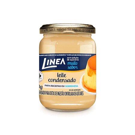 LEITE CONDENSADO SEM AÇÚCAR 210GR LINEA