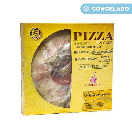 PIZZA PEITO DE PERU LOW CARB 250G SLIM FUNCIONAL
