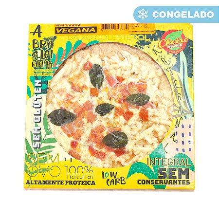 PIZZA MARGUERITA VEGANA 220G CHEIRO DE VIDA