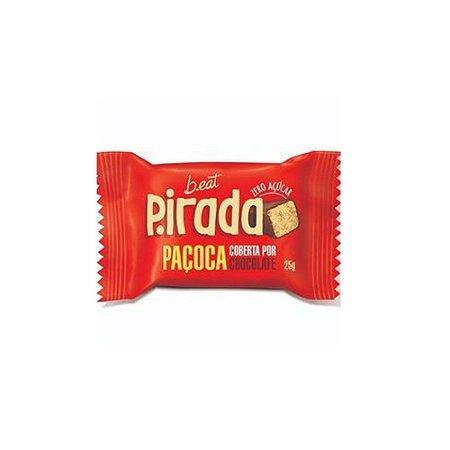PAÇOCA CHOCOLATE ZERO 25G BEAT