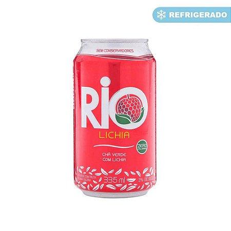 CHA LICHIA LATA 335ML RIO
