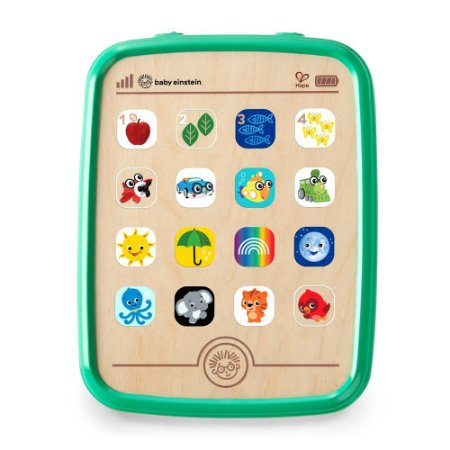 Brinquedo Tablet Interativo Musical Toque Mágico - Baby Einstein