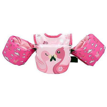 Colete Infantil Salva Vidas Homologado Flamingo - Prolife