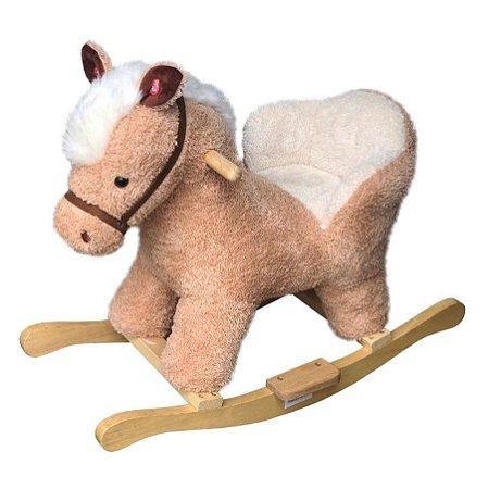Balanço Infantil Musical Cavalo - Modali Baby