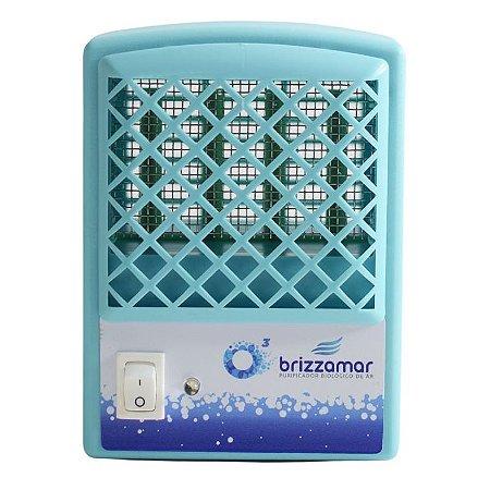 Purificador de Ar Biológico Ionizador e Ozonizador - Brizzamar
