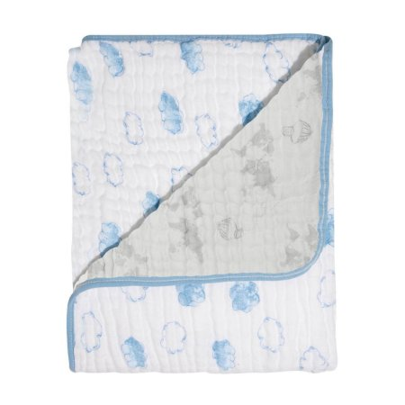 Cobertor Soft Bamboo Mami Nuvem Fofa - Papi Baby