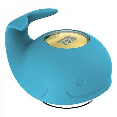 Termômetro de Banho Flutuante Baleia Moby - Skip Hop
