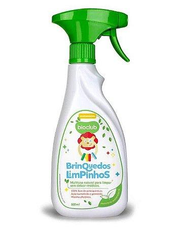 Spray Multi Limpeza de Brinquedos e Acessórios 500ml - Bioclub Baby