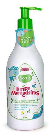 Detergente para Mamadeiras e Utensílios de Bebê 500ml - Bioclub Baby