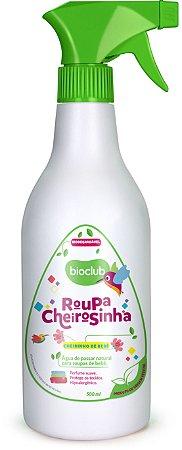 Spray de Água de Passar Perfumada 500ml - Bioclub Baby
