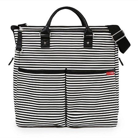 Bolsa Maternidade Duo Special Edition Black Stripe - Skip Hop