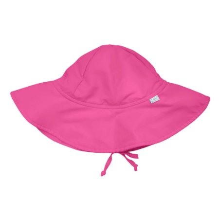 Chapéu de Banho Infantil com FPS +50 Rosa - iPlay