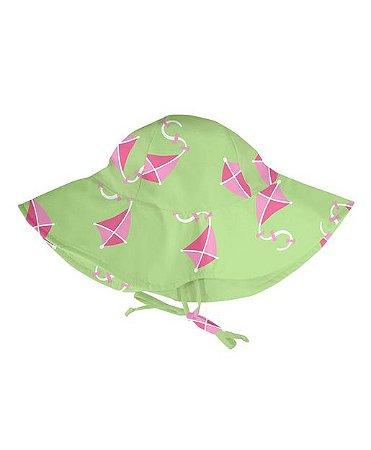 Chapéu de Banho Infantil com FPS +50 Pipa - iPlay