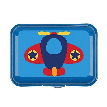 Porta Lanche Infantil Avião - Stephen Joseph