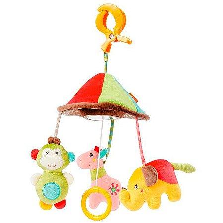 Móbile Mini Musical Safari - Multikids Baby