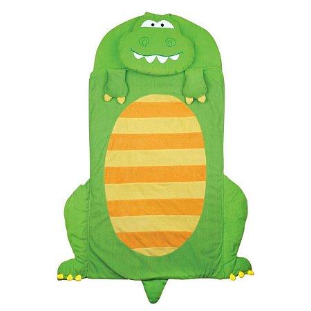 Saco de Dormir Infantil Dinossauro - Stephen Joseph