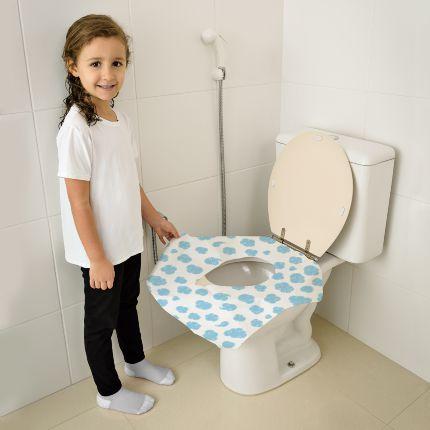 Protetor para Assento Sanitário (12 unidades) - Multikids Baby