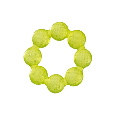 Mordedor Circular de Gel Polar (Freezer Safe) Amarelo - Bright Stars