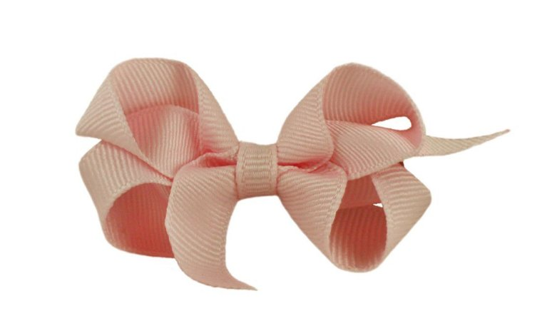 Laço para Cabelo Rosa Claro M - Gumii