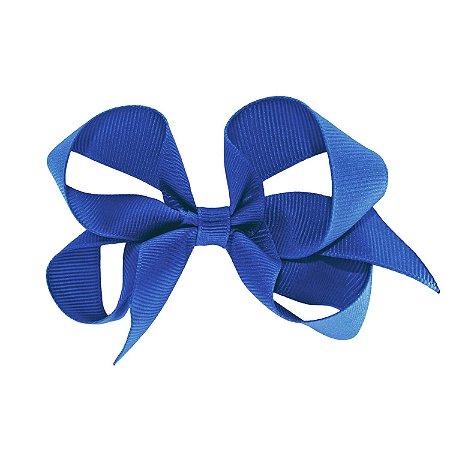 Laço para Cabelo Azul Escuro G - Gumii