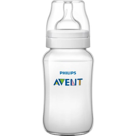 Mamadeira Avent Clássica Anti-Cólica 330ml 3+ Meses - Philips Avent