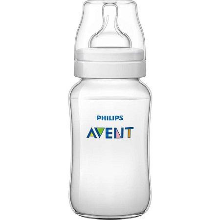 Mamadeira Clássica Anti-Cólica 330ml 3+ Meses - Philips Avent