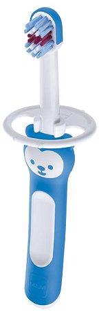 Escova Dental para Bebê (Babys Brush)) Menino - MAM