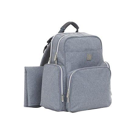 Bolsa Maternidade (Diaper Bag) com Trocador - Anywhere I Go (Mochila) Grey - Ergobaby