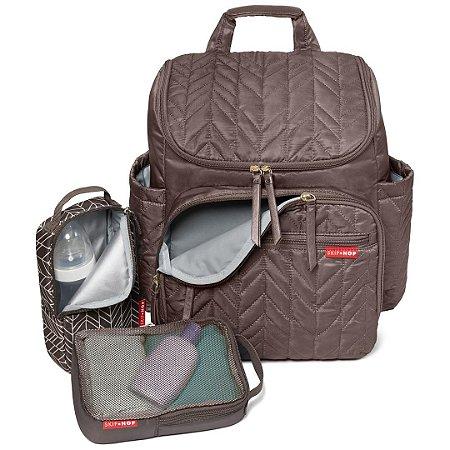 Bolsa Maternidade Com Trocador Forma Backpack Mochila