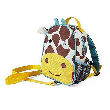 Mochila com Cinto ZOO Girafa - Skip Hop