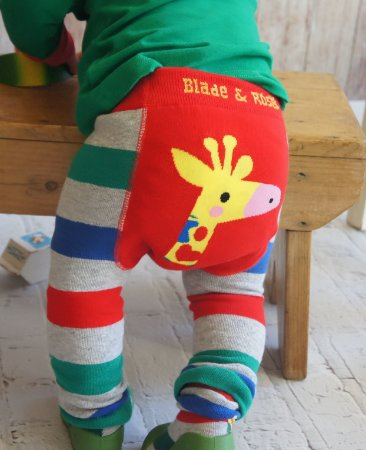Meia Calça Legging Girafa - Blade and Rose