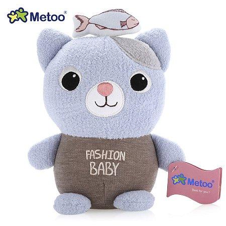 Pelúcia Metoo Gatinho Doll Magic Toy - Metoo